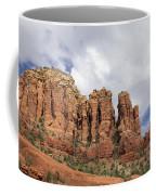 Sedona Arizona Red Rocks Coffee Mug