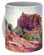 Sedona Butte Coffee Mug