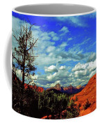 Sedona Capitol Butte Coffee Mug