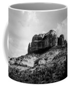 Sedona In Black And White Coffee Mug