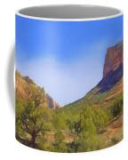 Sedona Landscape - 1 - Arizona Coffee Mug