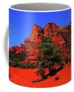 Sedona Red Rock Coffee Mug