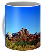 Sedona Snoopy Rock Coffee Mug