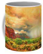 Sedona Storm, Sedona, Arizona Coffee Mug