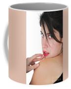Seductive Woman Coffee Mug