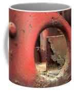 See The Rust Coffee Mug