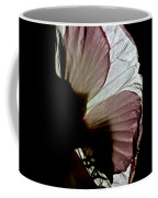 I Could Be Butterfly Wings Hibiscus Coffee Mug