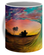 See Thru Wave Coffee Mug