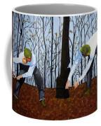 See What I Saw - 2d Coffee Mug