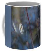 Seeds In A Pod Dark Coffee Mug
