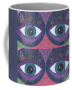 Seeing Double - Tjod 38 Compilation Coffee Mug