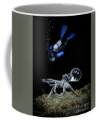Seeing Eye To Eye Coffee Mug