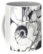 Seeking Comfort Coffee Mug