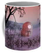 Seeking The Dying Light Of Wisdom Coffee Mug