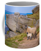Seep And Lamb Coffee Mug