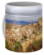 Segovia Cathedral View Coffee Mug