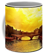 Seine View Coffee Mug