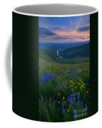 Selah Sunset Coffee Mug