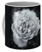 Selenium White Rose Coffee Mug