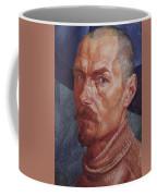 Self 2 1926-1927 Kuzma Sergeevich Petrov-vodkin Coffee Mug