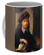 Self Portrait 1635 Coffee Mug