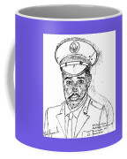 Self Portrait As Soldier Coffee Mug