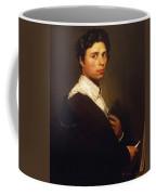 Self Portrait At The Age Of 24 Coffee Mug