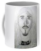 Self-portrait Drawing Coffee Mug