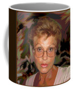 self portrait II Coffee Mug