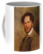 Self-portrait Of The Artist Coffee Mug