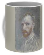 Self-portrait Paris, July   August 1887 Vincent Van Gogh 1853  1890 Coffee Mug