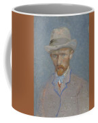 Self-portrait Paris  Summer 1887 Vincent Van Gogh 1853  1890 Coffee Mug
