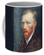 Self Portrait Vincent Van Gogh Coffee Mug