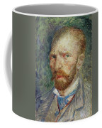 Self-portrait Coffee Mug by Vincent Van Gogh