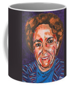 Self-portrait With Blue Jacket Coffee Mug