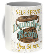 Self Serve Laundry Coffee Mug