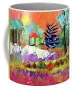 Sellersville Sunset Coffee Mug
