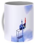 Semaphore Signal Coffee Mug