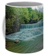 Seneca Mills Waterfall Coffee Mug