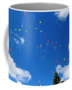 Sending Love Notes To Heaven Coffee Mug