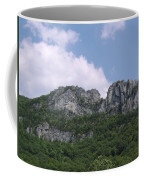 Seneca Rocks Coffee Mug
