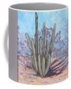 Senita Cactus Coffee Mug