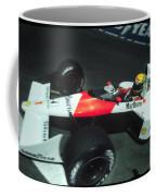 Senna Into 9 Coffee Mug