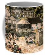 Sennen Cove Cornwall Coffee Mug