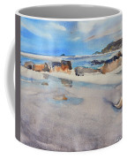 Sennen Cove Low Tide Coffee Mug