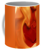 Sensual Love Coffee Mug by Linda Sannuti