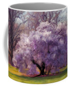 Sensual Secrets Where Passion Blooms Coffee Mug