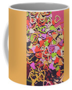 Sentimental Heart  Coffee Mug
