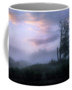 Sentinels In The Valley Coffee Mug