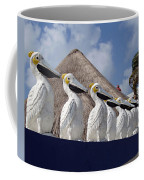 Sentry Pelicans Coffee Mug